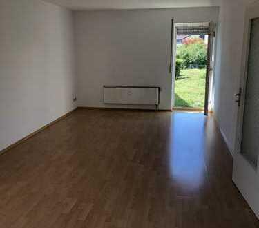 Schöne 2-Zimmer-Erdgeschosswohnung mit Balkon und Einbauküche in Rechberg