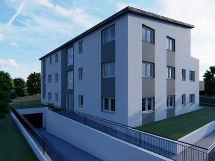 Erstbezug mit EBK und Balkon: exklusive 3-Zimmer-Penthouse-Wohnung in Gemmingen