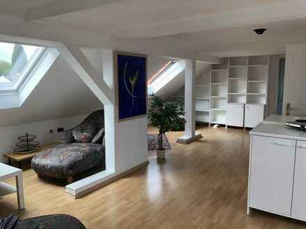 Bestlage von Speyer: schöne DG-Wohnung
