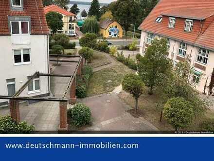 DEUTSCHMANN IMMOBILIEN ***** ivd - Vermietete 4-Zimmer-Wohnung mit Blick auf den Wandlitzsee!
