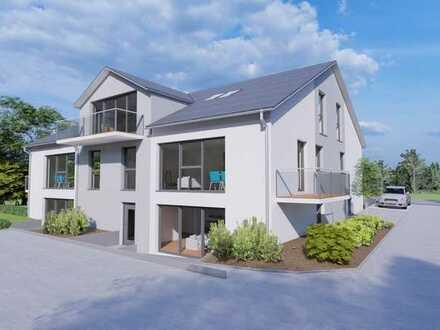 """Großzügege Dachgeschosswohnung mit """"Loftcharakter"""""""