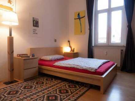 Schönes teilmöbliertes WG - Zimmer zur Zwischenmiete nähe Limmerstraße / Leibnitz-Uni!