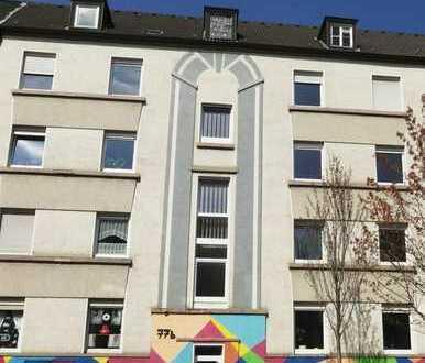 Innenstadt-Wohnung mit Gemeinschaftsgarten