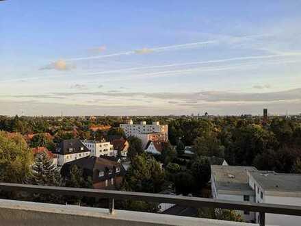 Über den Dächern von Langenhagen...