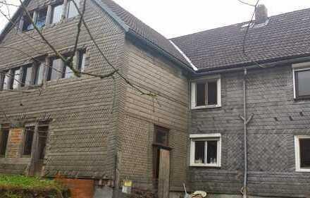 300 qm Wohnfläche - viel Potenzial - 5 Wohnungen möglich