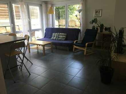 Helles 2-Zimmer-Appartement, möbliert in Filderstadt