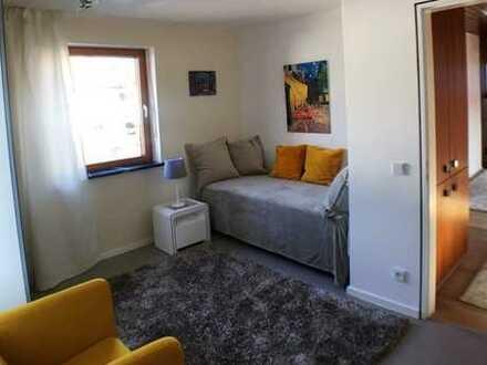 Möblierte, stilvolle Zimmer - Fürstenfeldbruck Zentrum - Einziehen & Wohlfühlen