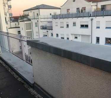 Schickes 1 Zimmer-Apartment mit Terrasse