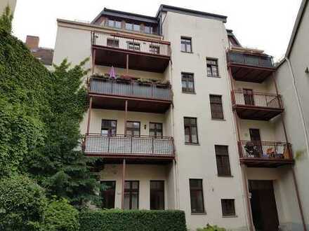 2-R-Wohnung mit BLK und EBK in der Görlitzer Altstadt*