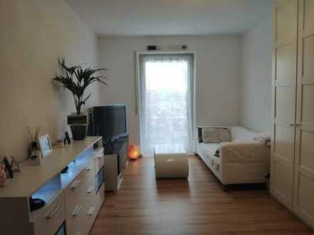 Schöne 1-Zimmer-Wohnung mit Einbauküche & TG in zentraler Lage, Maxvorstadt, München