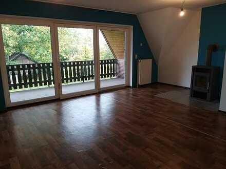 Schöne, geräumige vier Zimmer Wohnung in Edewecht/Osterscheps
