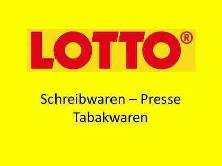 LOTTO-TABAK-PRESSE-SCHREIBWARENLADEN in ALLACH-UNTERMENZING, ABL. 35.000€ zzgl. WARE