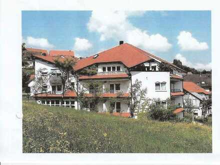 Exklusive, geräumige und gepflegte 4-Zimmer-Penthouse-Wohnung mit Terrasse und Einbauküche in Lorch