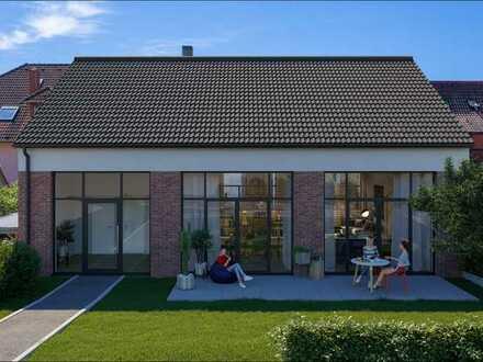 Kapitalanlage *** Moderne Architektur: 3 Wohneinheiten + Loftwohnung auf einen Schlag!
