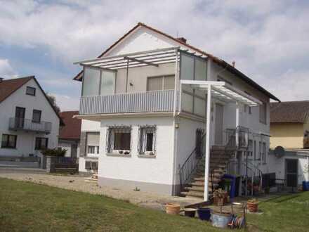 Gepflegte 3-Zimmer-Wohnung mit Balkon in Gau-Bickelheim