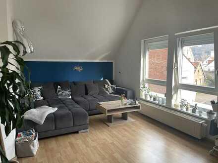 Attraktive Wohnung mit Loftcharakter inkl. 2 Stellplätzen