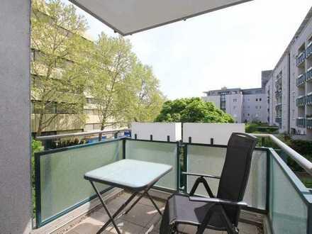NEU: Stilvolle 3-Zimmer-Wohnung mit gemütlicher Loggia