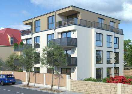 Traum EG Wohnung mit Garten - ruhige Lage - KfW55