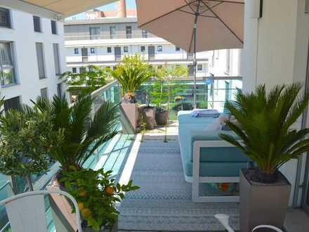 RESERVIERT | EXKLUSIVES Wohnen u. LEBEN | 4 Zimmer-Wohnung nahe am Puls der Stadt - TAROS Immobilien