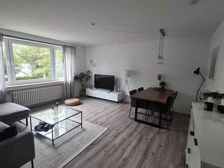Geschmackvolle 4-Raum-Wohnung mit Balkon und EBK in Kaiserswerth