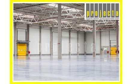 10.500 m² Logistik-Neubau++10,0 m UKB++WGK++PROVISIONSFREI++