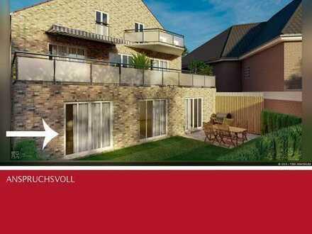 Neubau EG-Wohnung in Weseke - Nutzen Sie die letzte Chance - nur noch 1 Wohnung verfügbar