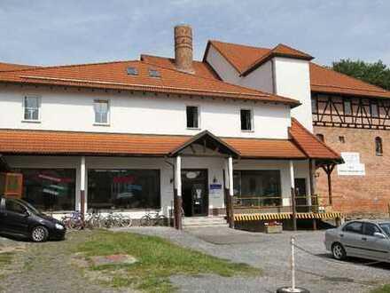 Gewerbeanwesen mit Verkaufs-, Lager- und Büroflächen in zentraler Lage von Hildburghausen