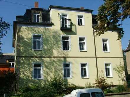 www.r-o.de +++ Genießen Sie den Sonnenschein - Helle, geräumige 2-Zimmerwohnung in Dresden-Großluga