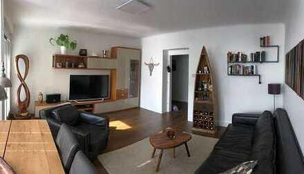 2,5-Zimmer-Wohnung mit Balkon