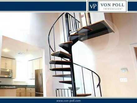 VON POLL IMMOBILIEN: Mehrfamilienhaus zum Wohnen und exponierter Ladenfläche - 1A Geschäftslage