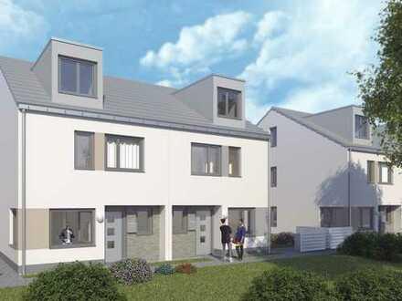 Doppelhaushälfte -on Top- (Blick übers Baugebiet) mit 2 PKW-Stellplätzen, BA 3