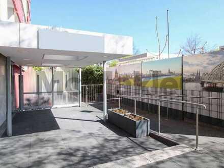 Modernisiert und barrierefrei: 2-Zimmer-Wohnung mit Balkon in gefragter Lage von Niehl