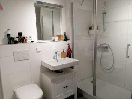 Neuwertige 2-Zimmer-Wohnung mit Balkon und Einbauküche in Denzlingen