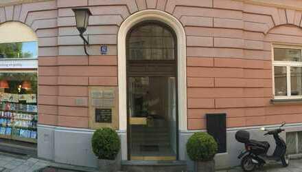 Repräsentative Büro- bzw. Praxisräume im Herzen Münchens am Gasteig, 95 qm, 4 Zimmer, provisionsfrei