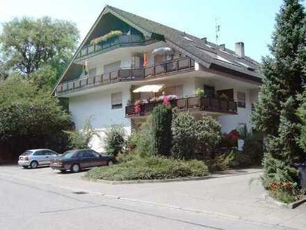 Großzügige 3-Zimmer-Wohnung mit 3 Balkonen in Gundelfingen-Wildtal