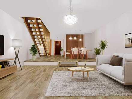 Modern offene Maisonette-Wohnung in Eggenstein-Leopoldshafen