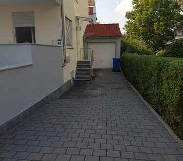 2,5-Zimmer-EG-Wohnung mit Terasse und EBK in Bad Rappenau Zimmerhof