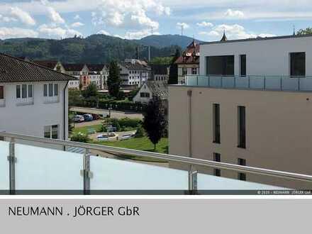 Moderne und großzügige 2 Zi-Wohnung in Gengenbach mit Südbalkon