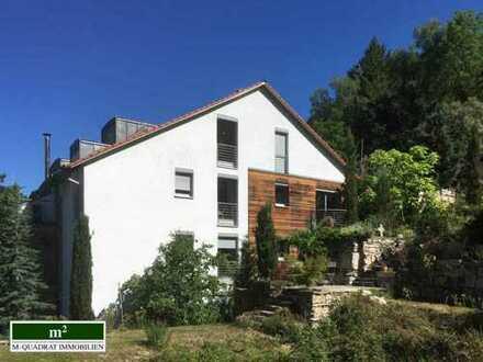 ***Wohnen wie im Urlaub in der Toskana 2 Familienhaus mit 3 Balkonen 3 Terrassen und Traumgarten***