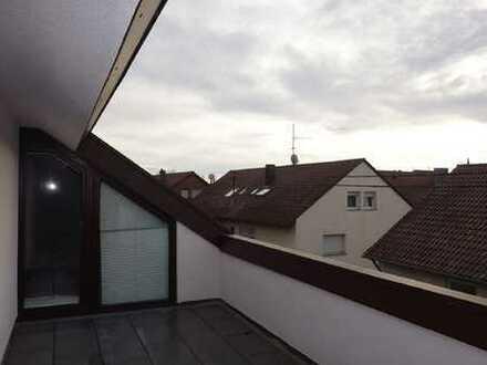 über den Dächern von Tamm