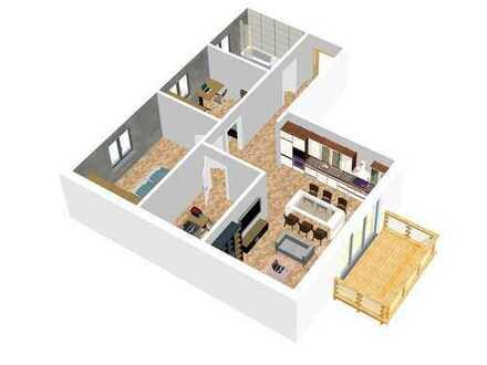 *Neubauprojekt - 4- Raum- Traum in bester Lage von Zwönitz*