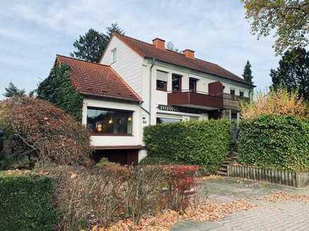 Pinneberg – DHH mit Modernisierungsbedarf auf großzügigem Grundstück