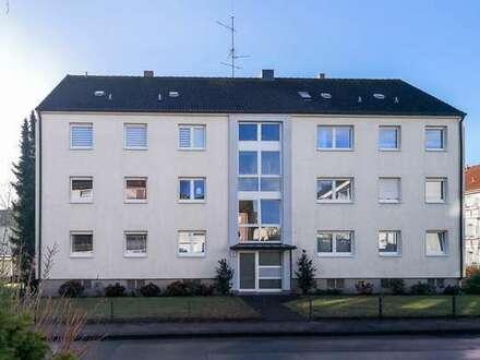 Sehr gepflegte 2-Zimmer-Eigentumswohnung in Bielefeld-Brackwede