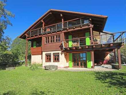 Solides Landhaus in idyllischer Lage von Wildsteig