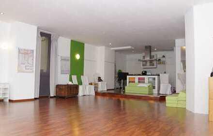 Freundlich helle Büro-/Gewerberäume, ca. 100 qm, 1. OG, Stuttgart-Weinstadt
