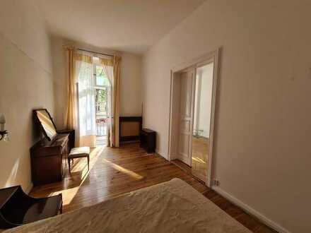 Herrlich wohnen in Wilmersdorf - FREI - 3 Zimmer - Fahrstuhl und Balkon