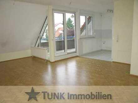 3 1/2-Zi.-Maisonette-Wohnung mit Dachloggia und Garage in Alzenau-Wasserlos