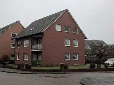 Preiswerte 3-Zimmer-EG-Wohnung mit Balkon in Rheine