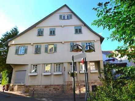 Gelegenheit: kurzfristig beziehbare 3,5-Zimmerwohnung in Stuttgart-Hedelfingen