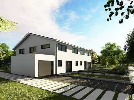 Neubau | Schlüsselfertige Doppelhaushälfte | KfW 55 | Regensburg-Nord | 304m² Grundstück